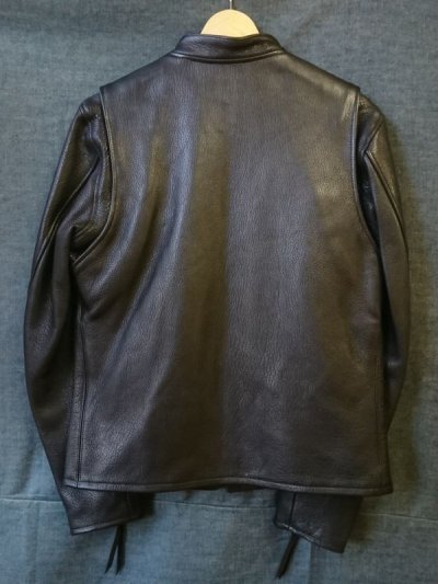 画像2: シングルライダースジャケット