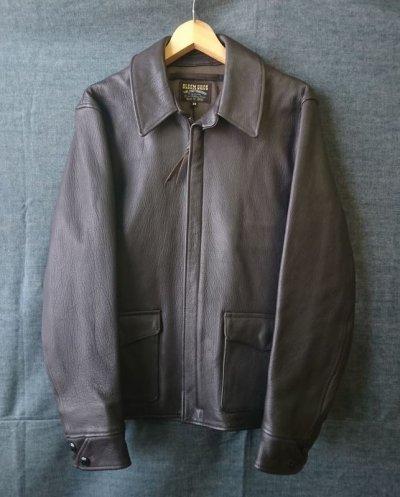 画像1: トレジャーマンレザージャケット