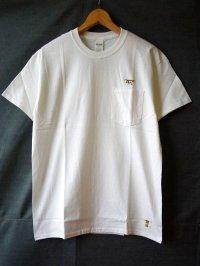 SURF A PIG ポケット付刺繍Tシャツ ST-12