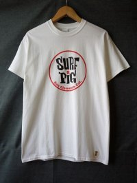 SURF A PIG プリントTシャツ ST-10