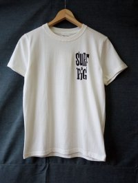 SURF A PIG プリントTシャツ ST-16