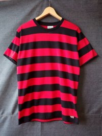 SURF A PIG ボーダーTシャツ ST-14