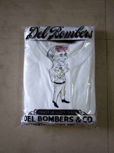 画像2: Delbombers&Co. 2パックヘンリーネックTシャツ DUT-2