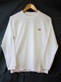 SURF A PIG ロングスリーブ刺繍Tシャツ LT-3